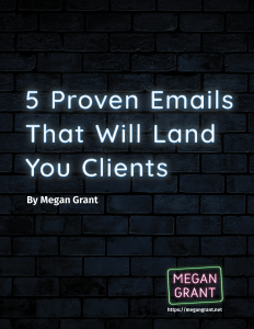 5 Proven Emails That will Land You Clients